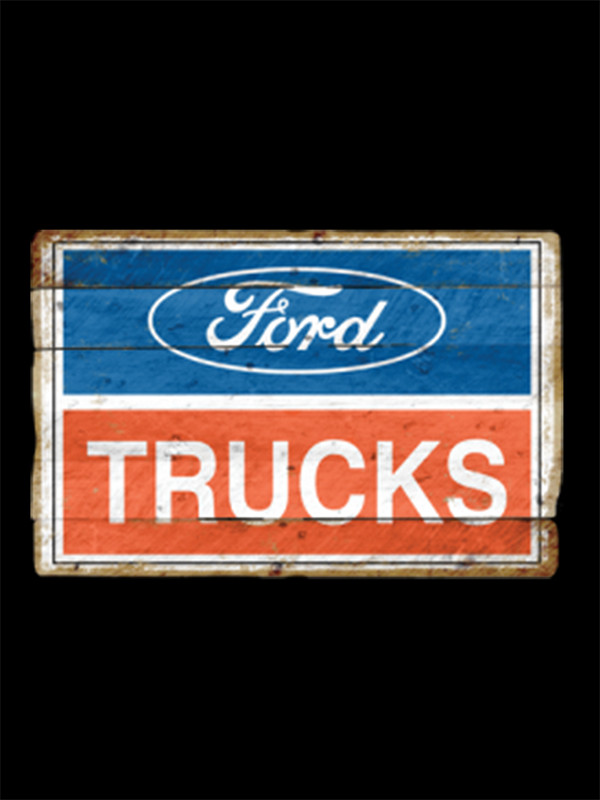 2001 FORD TRUCKS LOGO Shirt.