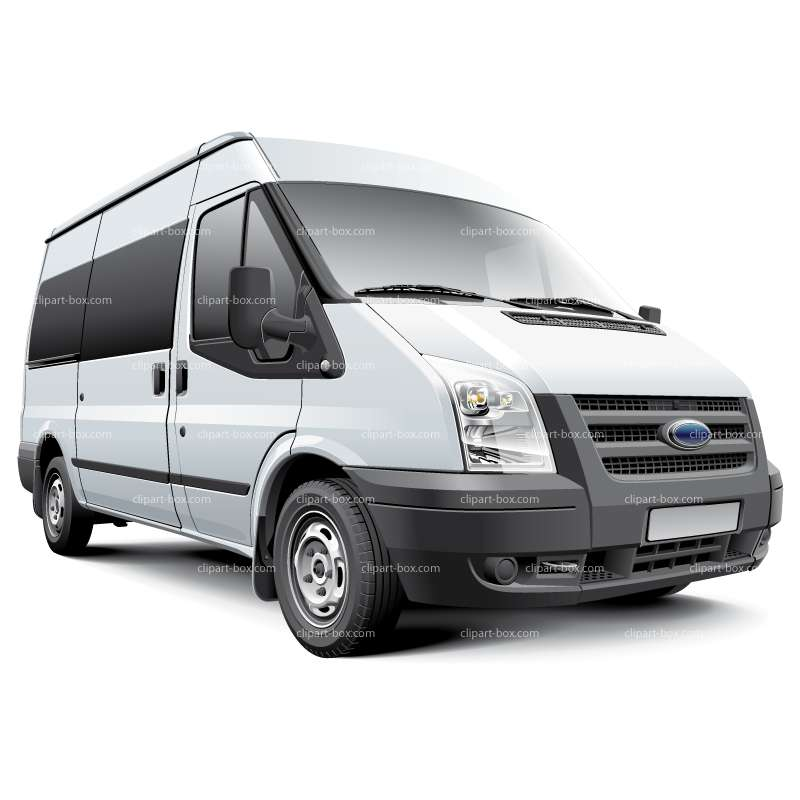 Ford Van Clipart