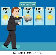 Forecast Clip Art.
