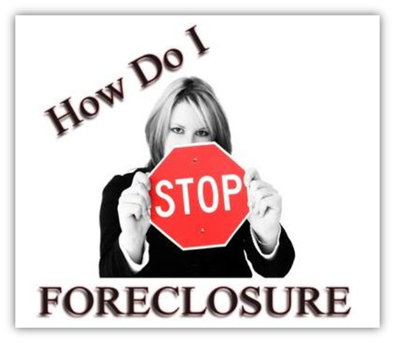Foreclosure.