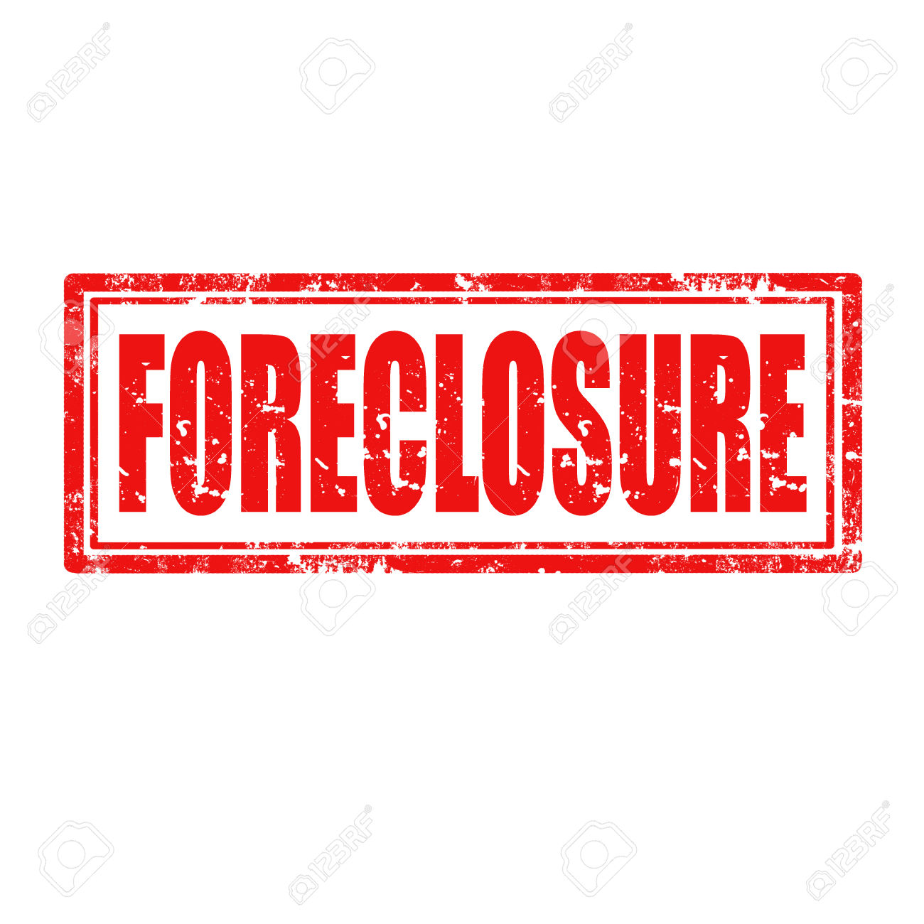 Foreclosures clipart.