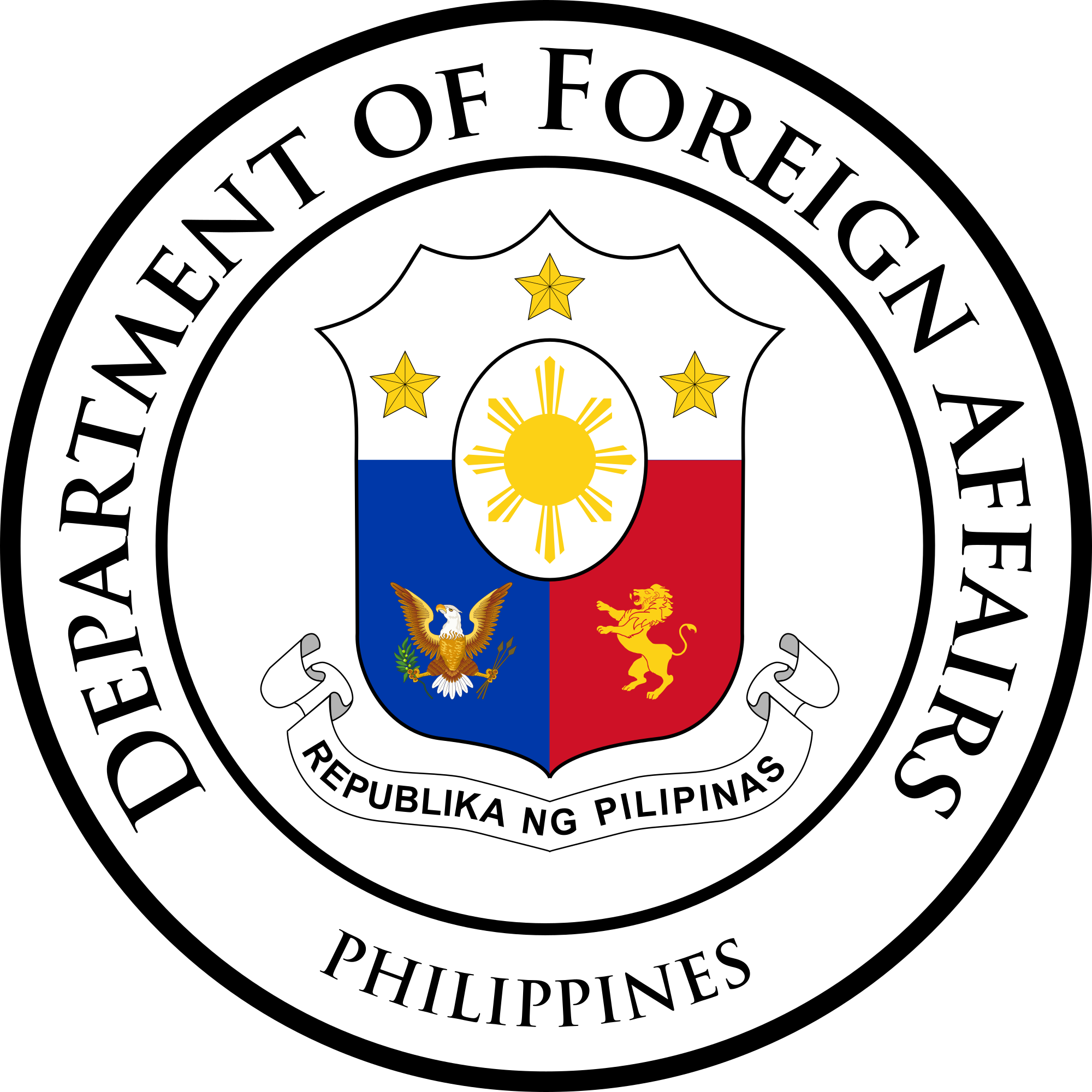 Department of foreign affairs png 1 » PNG Image.