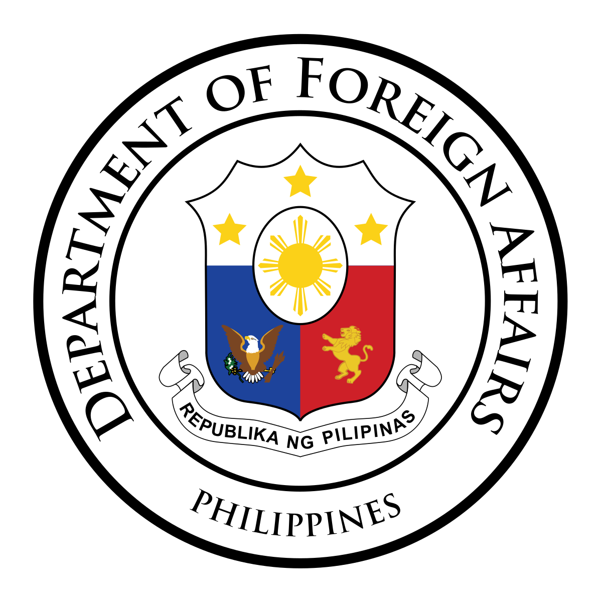 Forms and Guides from Department of Foreign Affairs (DFA) Philippines.