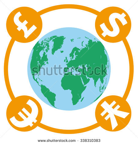 Foreign Exchange Stock Photos, Royalty.