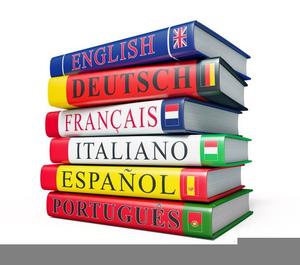 Clipart Foreign Languages.
