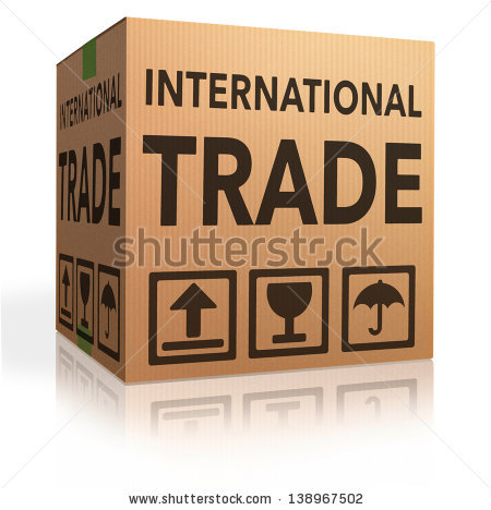 International Trade Stock Photos, Royalty.