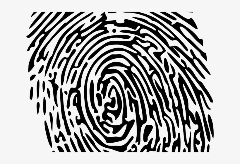Fingerprint Clipart Transparent.