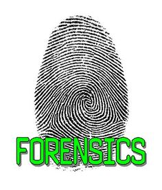 Forensic psychology clipart.