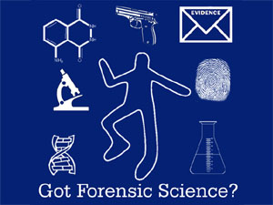 Forensic Science Crime Scene Clip Art.