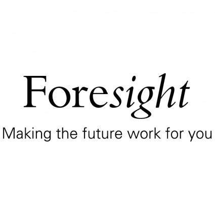 Foresight.