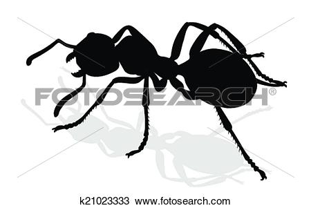 Clipart of bug.