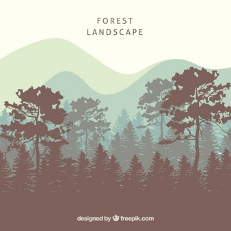 Forest Vectors, Photos and PSD files.