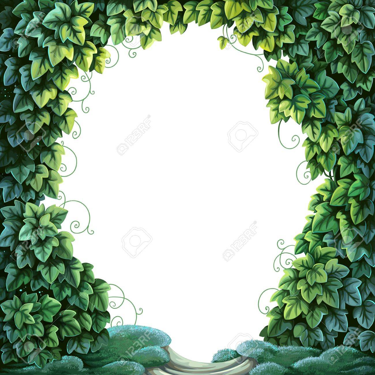 Enchanted Forest Clipart.