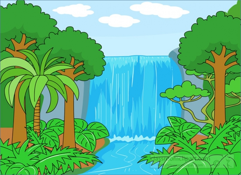 Natural Forest Clipart Clipground