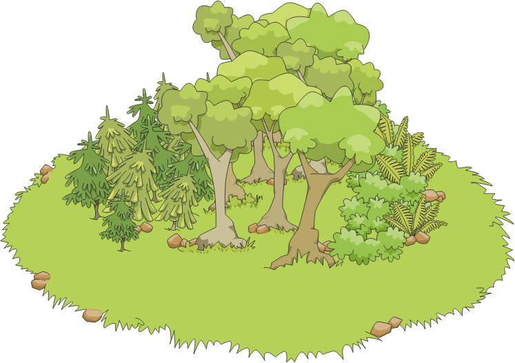 Forest Clipart.