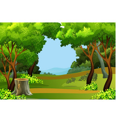 Forest Background Clipart Vector Images (over 2,900).