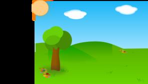 Forest Background Image Clip Art at Clker.com.