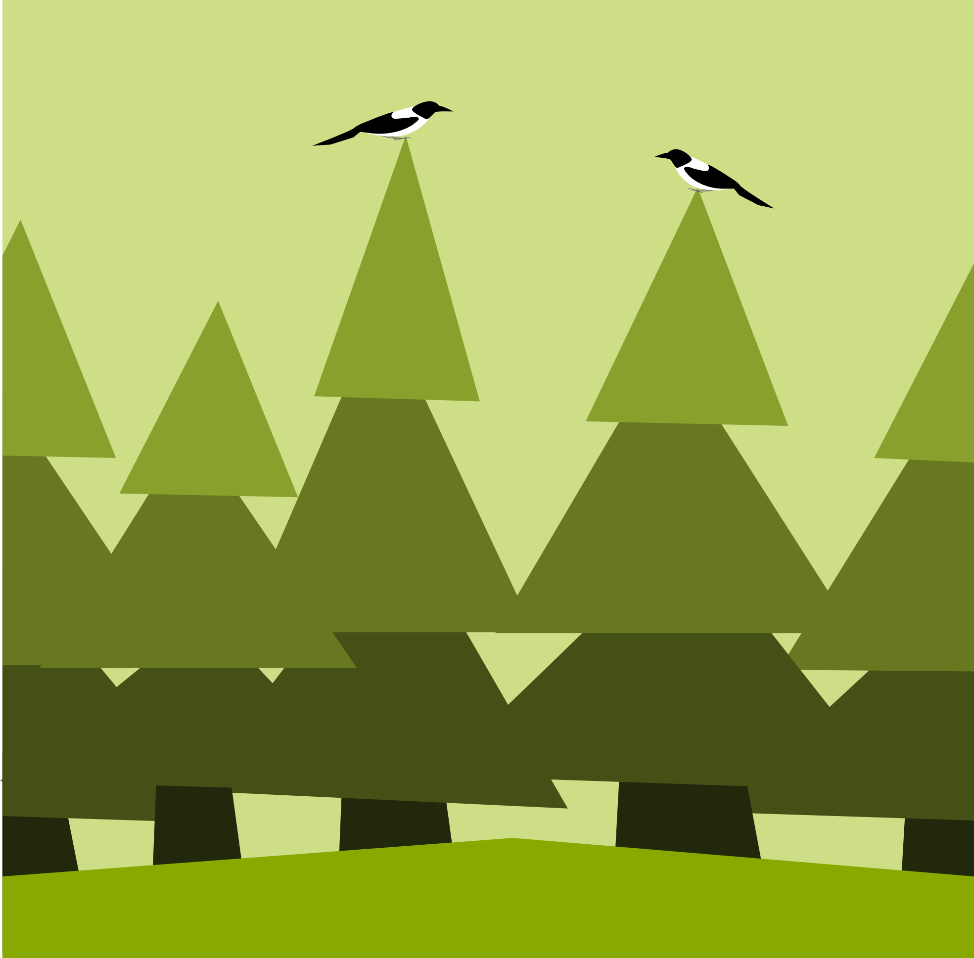 Clipart Forest Fire Clipartfest.
