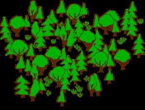 Forest Clip Art at Clker.com.