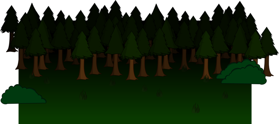 Forest PNG Clipart.