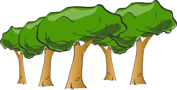 Forest Clip Art at Clker.com.