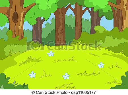 Forest area Clipart Vector and Illustration. 651 Forest area clip.