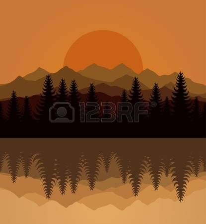 1,744 Forest Area Stock Vector Illustration And Royalty Free.