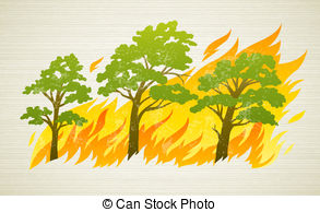 Forest fire Illustrations and Clip Art. 10,124 Forest fire royalty.