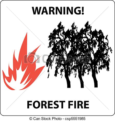 Forest fire Clipart Vector and Illustration. 2,575 Forest fire.