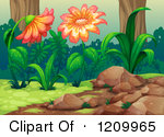 Forest floor clipart #18