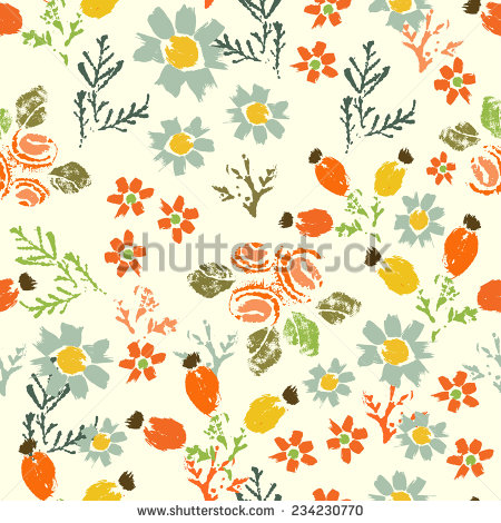 Watercolor Floral Groups Stock Vectors, Images & Vector Art.