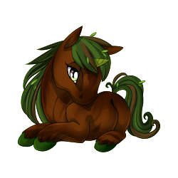 Forest Guardian Unicorn.