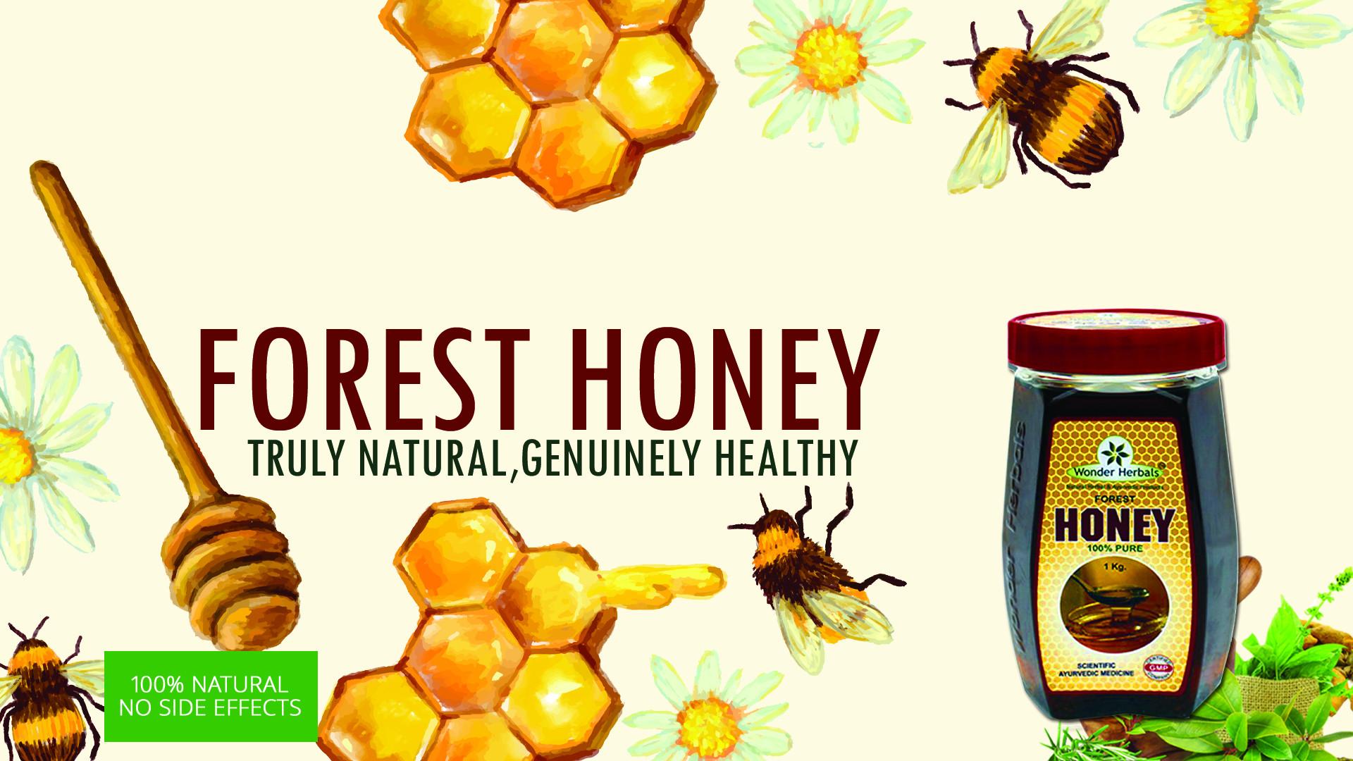 Forest Honey 1 kg.