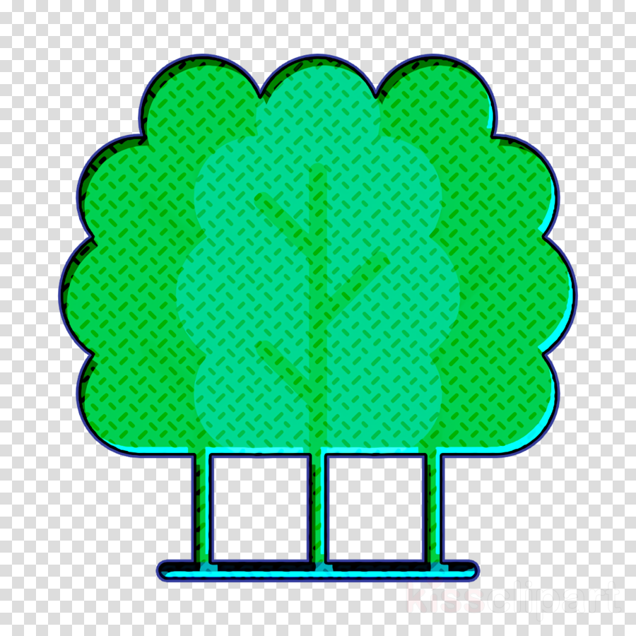 Ecology icon Trees icon Forest icon clipart.