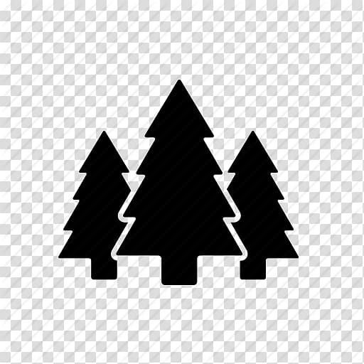 forest icon clipart #4