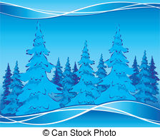 Winter forest Clipart and Stock Illustrations. 17,827 Winter.