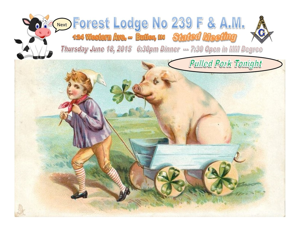 Forest Lodge #239.