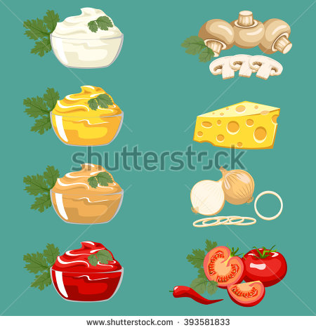 Mushroom Sauce Stock Photos, Royalty.