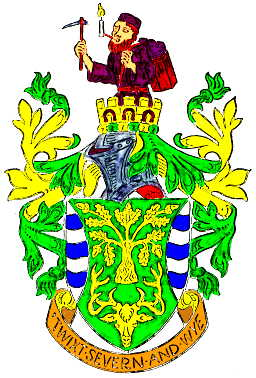 CIVIC HERALDRY OF ENGLAND AND WALES.