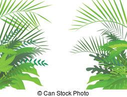 Plant clipart border.