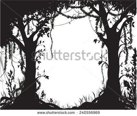 1000+ ideas about Forest Silhouette on Pinterest.
