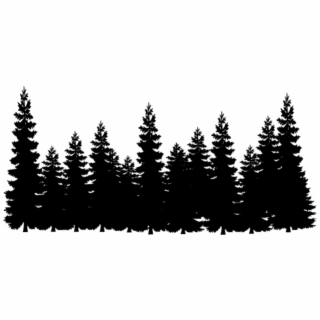 HD Tree Line Png.