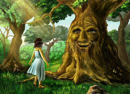 715 Forest Spirit Stock Illustrations, Cliparts And Royalty Free.