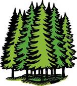 Forestry Clipart.