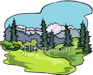 Forest Clip Art Free.