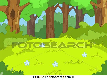 Forest Clip Art.