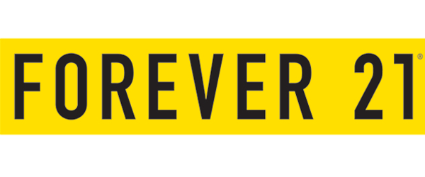 Download Free png Forever 21 large logo.