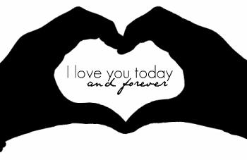Love forever clipart.