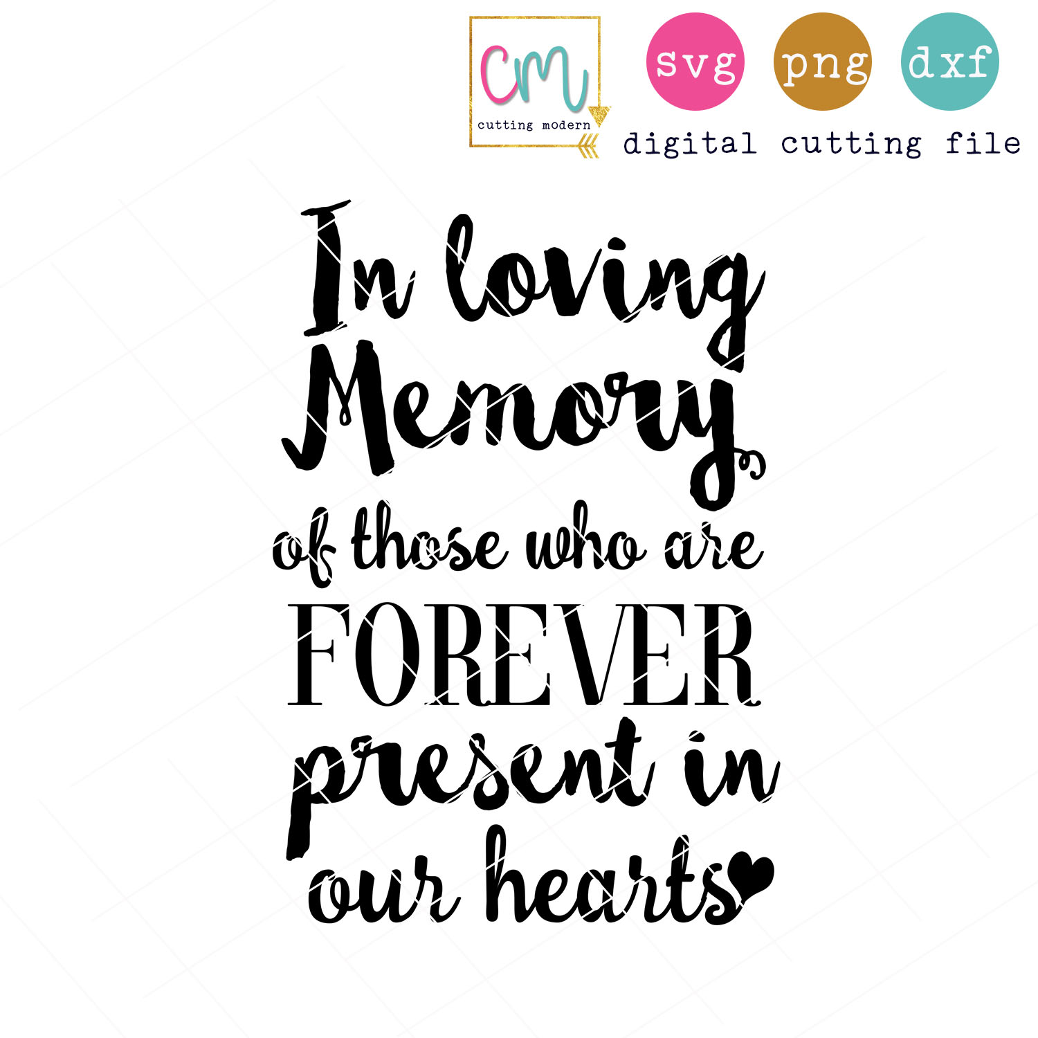In Loving Memory Of Those Who Are Forever Present In Our Hearts.