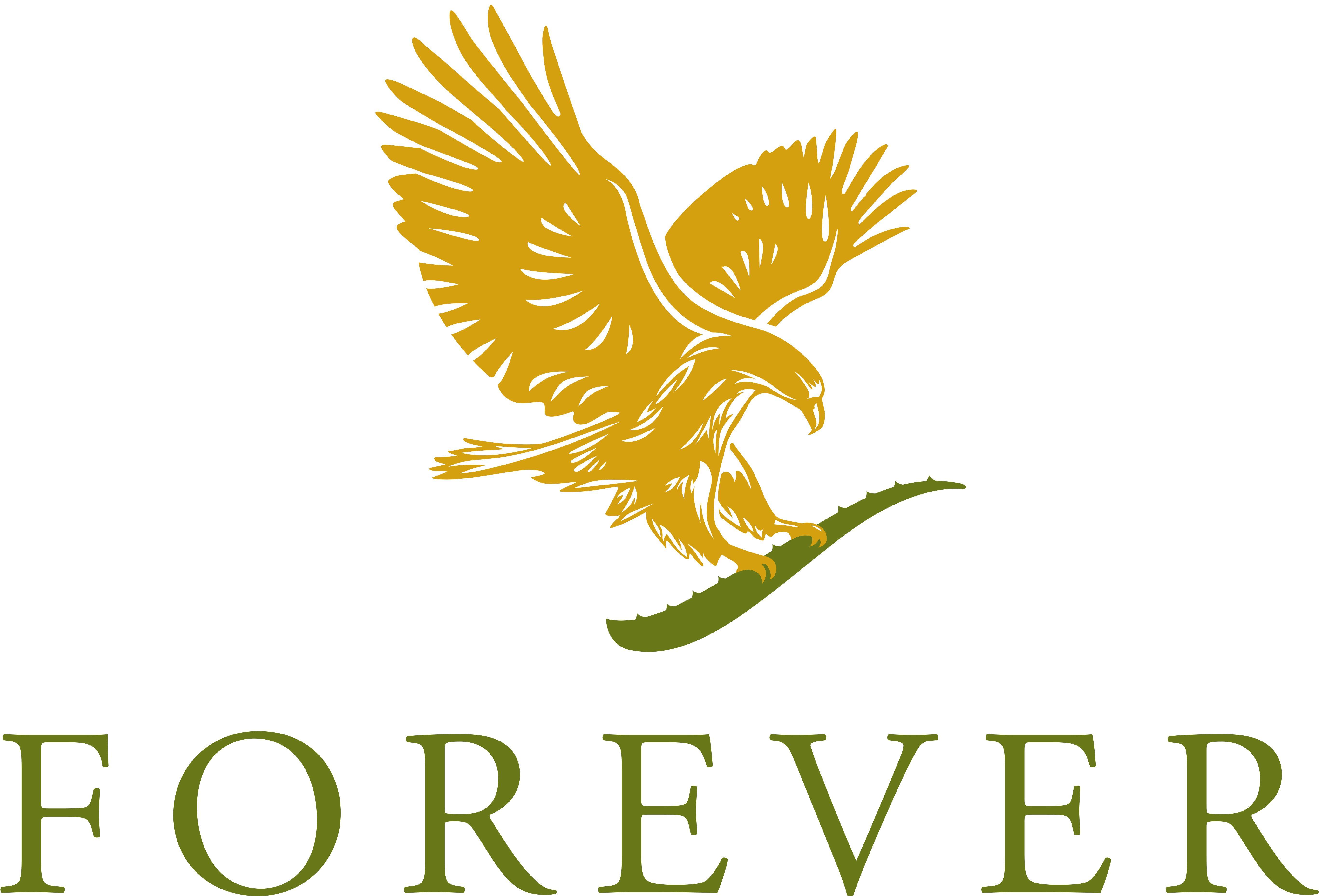 Logos / foreverknowledge.